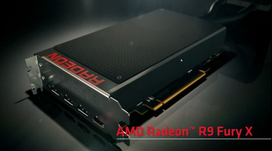 AMD debuts the Radeon R9 Fury and more