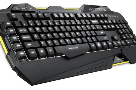 Sharkoon offers SharkZone K30 gaming keyboard