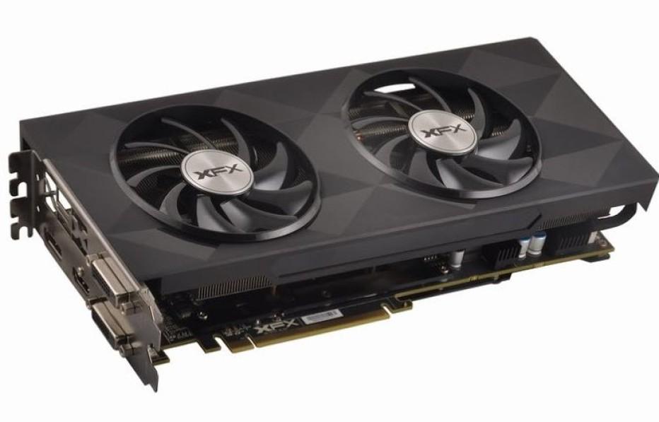 XFX Radeon R9 390X pictured online