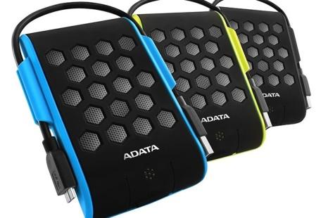 ADATA launches HD720 rugged external hard drive