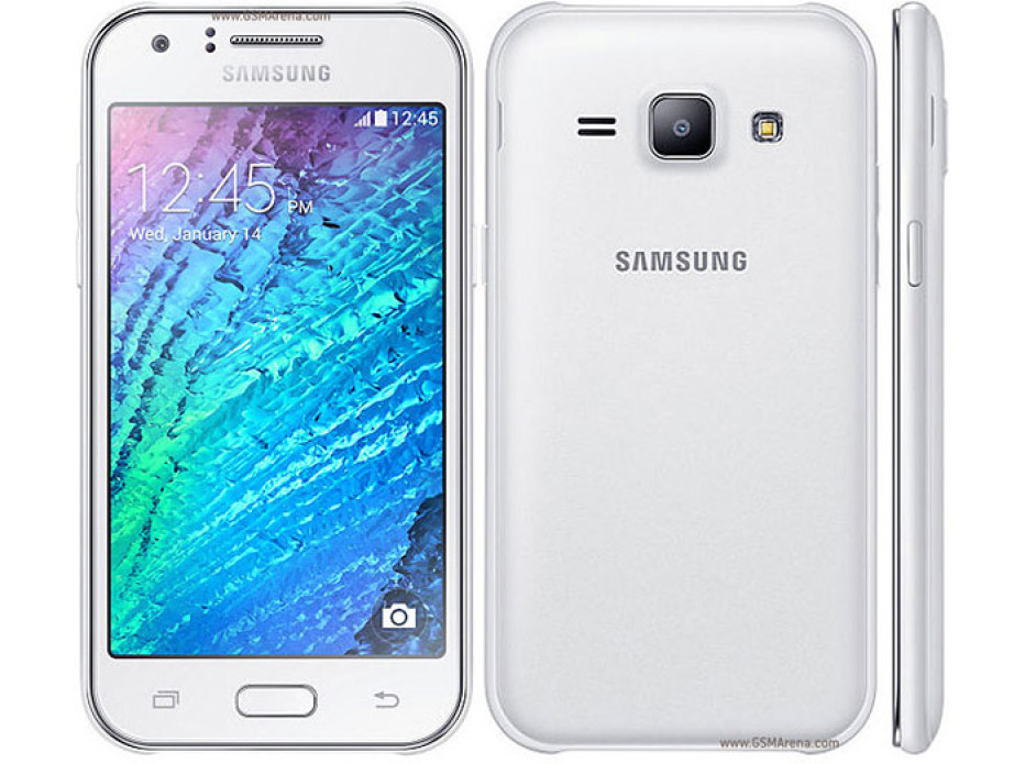 Samsung presents the Galaxy J1 Ace smartphone