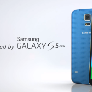 Samsung launches the Galaxy S5 Neo
