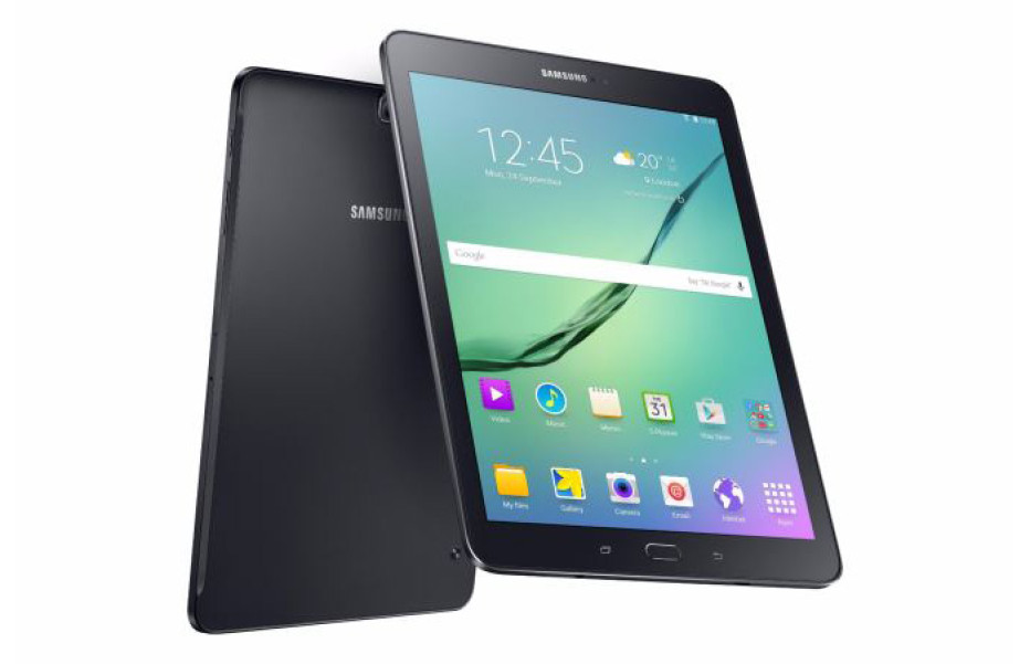 Samsung presents the Galaxy Tab S2 9.7 tablet computer