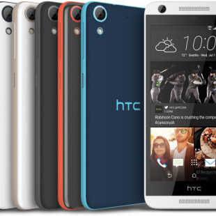 HTC launches four new smartphones in the USA