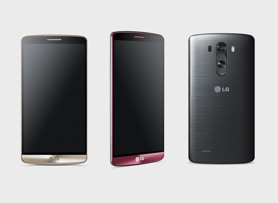 LG plans mid-range G4 S smartphone