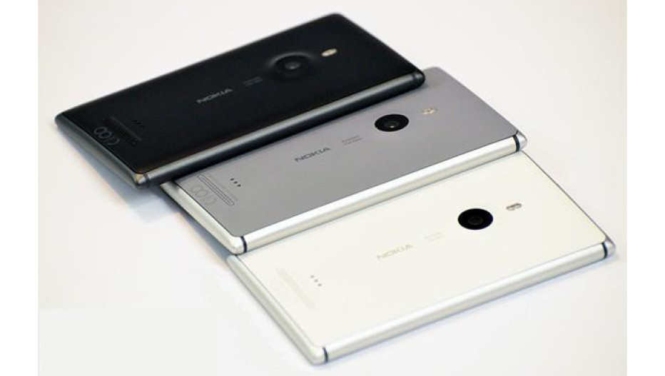 Microsoft plans all-metal Lumia flagship