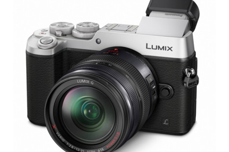 Panasonic introduces Lumix DMC-GX8 digital camera