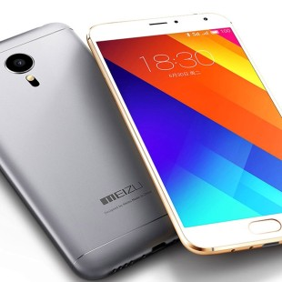 Meizu presents MX5 smartphone