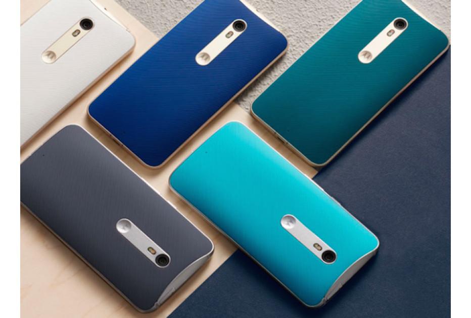 Motorola presents Moto X Style and Moto X Play smartphones