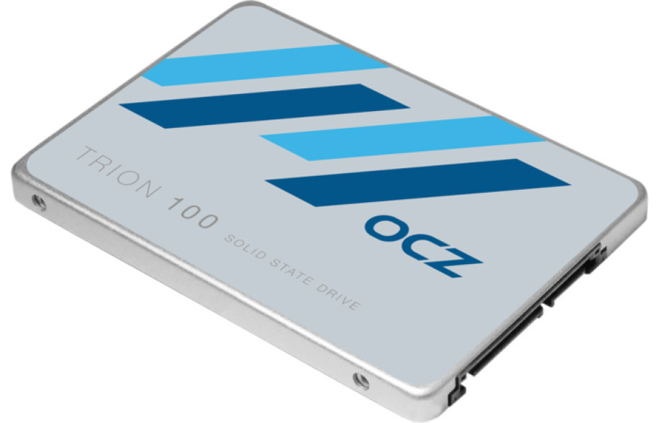 OCZ presents Trion 100 budget SSDs