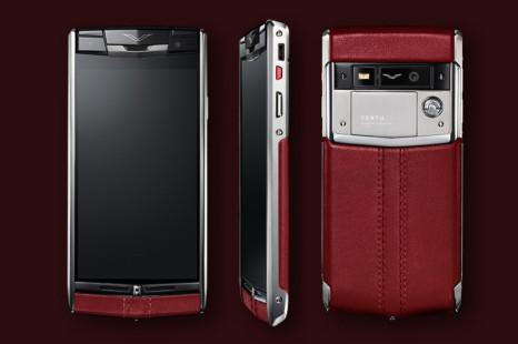 Vertu to launch V06 premium-class smartphone