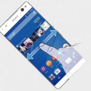 Sony's Xperia C5 Ultra will be bezel free