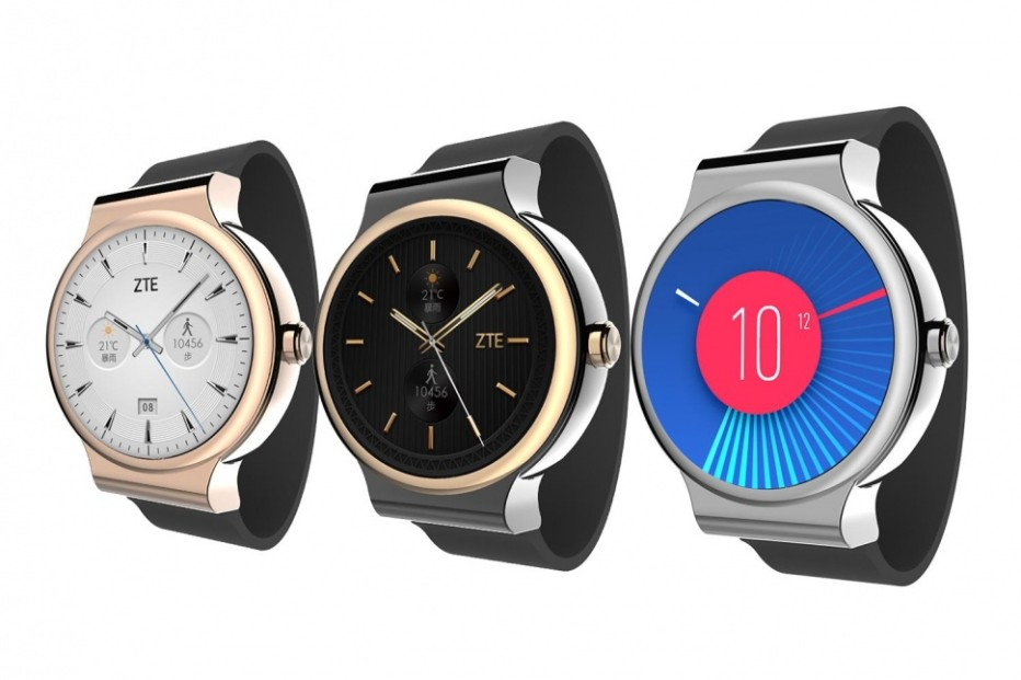 ZTE debuts first company smartwatches