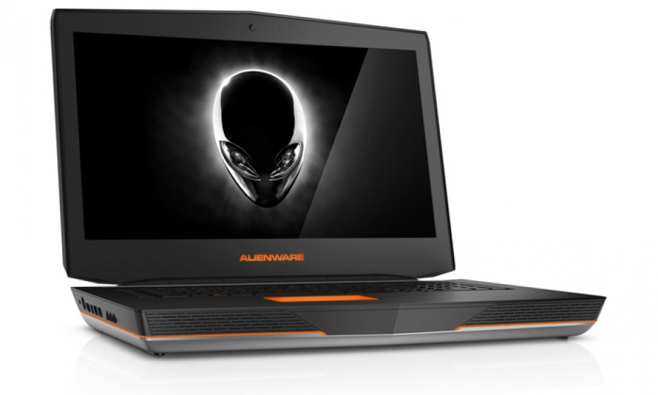 Dell presents Alienware 18 gaming notebook