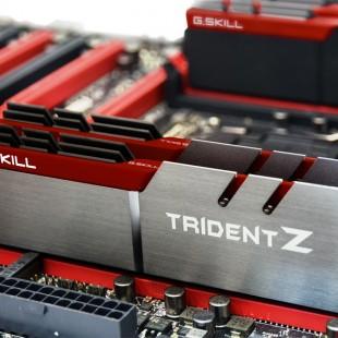 G.Skill presents DDR4 memory at 4133 MHz and 4266 MHz