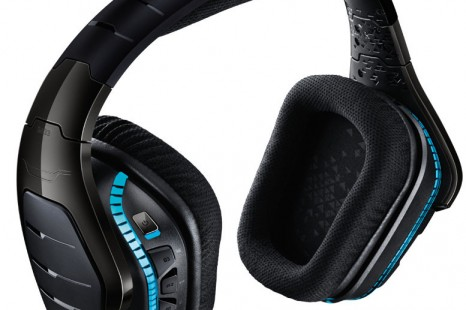 Logitech intros new gaming headphones