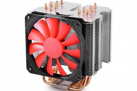 DeepCool starts sales of Lucifer K2 CPU cooler