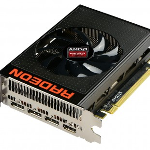 AMD debuts the Radeon R9 Nano video card