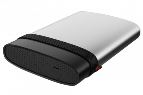 Silicon Power intros Armor A85/A85M external rugged hard drive