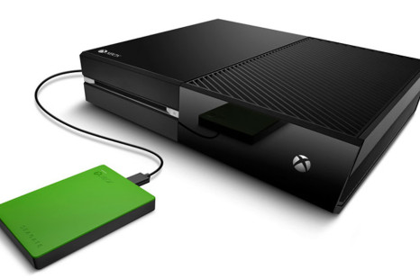 Seagate announces external hard drive for Xbox One and Xbox 360