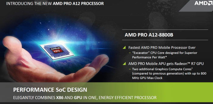 AMD new Carrizo