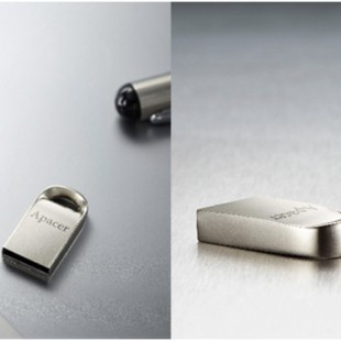 Apacer outs AH115 and AH156 supermini USB flash drives