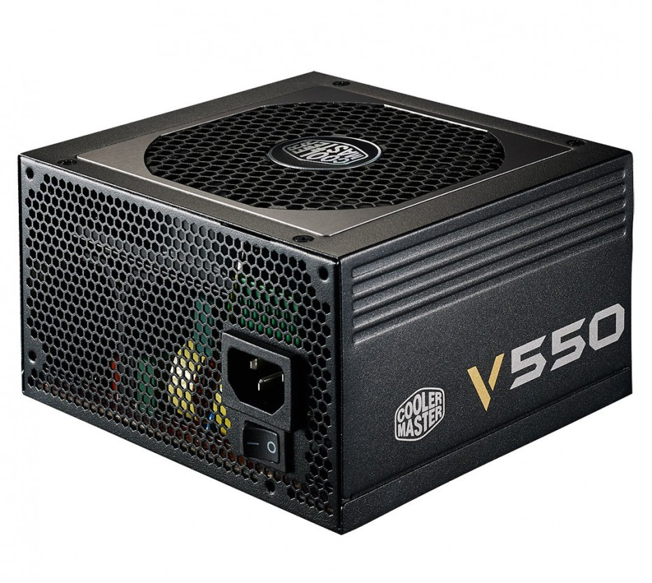 Cooler Master debuts new V series PSUs