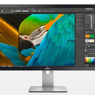 Dell presents three new UltraSharp monitors