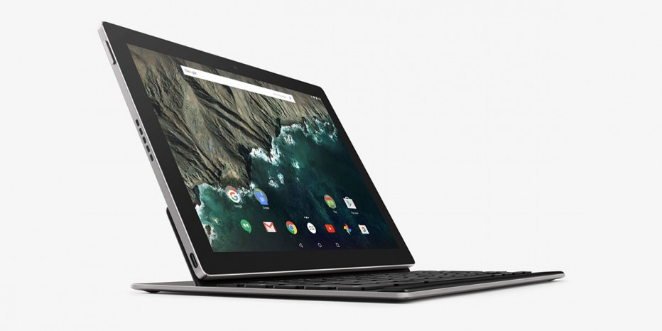 Google presents flagship Android tablet