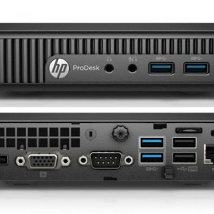 HP prepares ProDesk 400 G2 Mini desktop PC