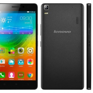 Lenovo releases the A7000 Plus phablet