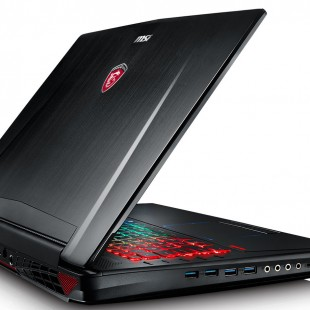 MSI presents GeForce GTX 980 notebook