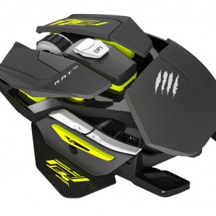 Mad Catz announces R.A.T. Pro S gaming mouse
