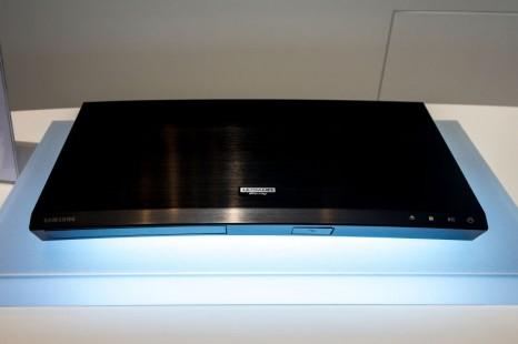 Samsung demonstrates first Ultra HD Blu-ray player