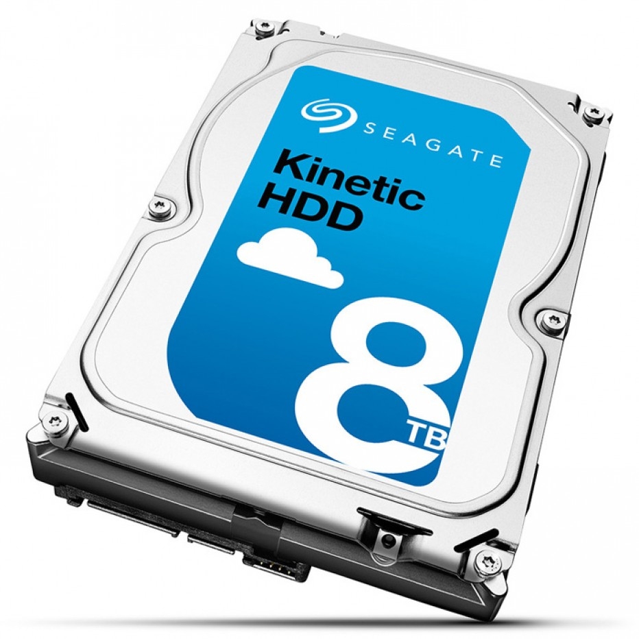 Seagate unveils several new 8 TB hard drives