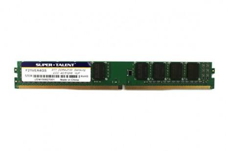 Super Talent unveils low profile DDR4 memory