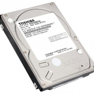 Toshiba presents 3 TB hard drive for notebooks