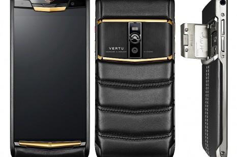 Vertu updates its Signature Touch premium smartphone