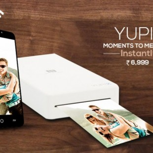 Yu announces new pocket-sized printer