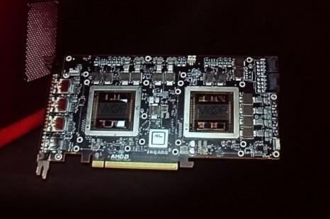 AMD's dual Fiji XT card may be called Gemini