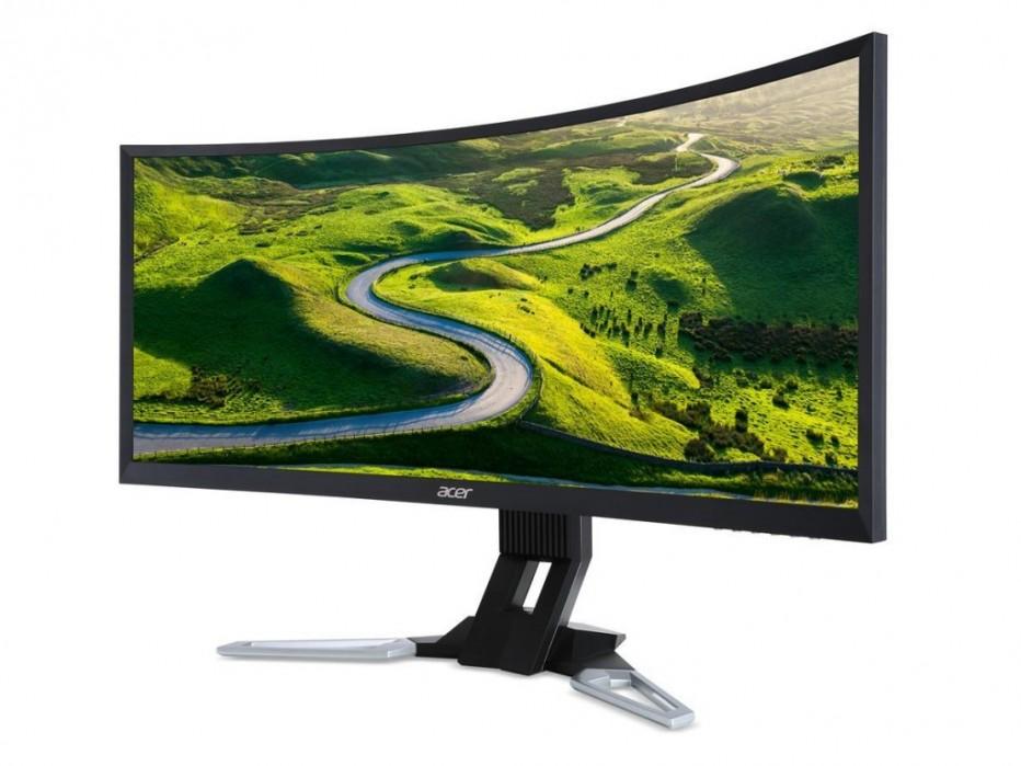 Acer prepares curved Predator XZ350CU monitor