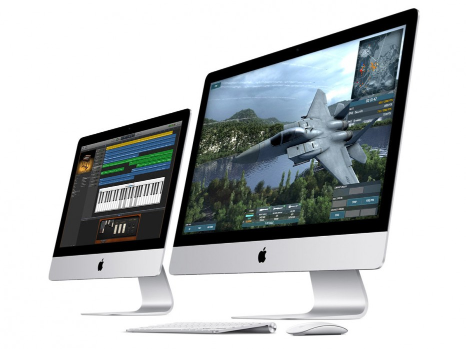 Apple updates iMac computers with Retina displays