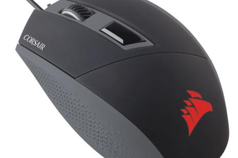 Corsair announces Katar gaming mouse plus new mouse pad