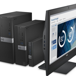 Dell refreshes its OptiPlex desktop PC line