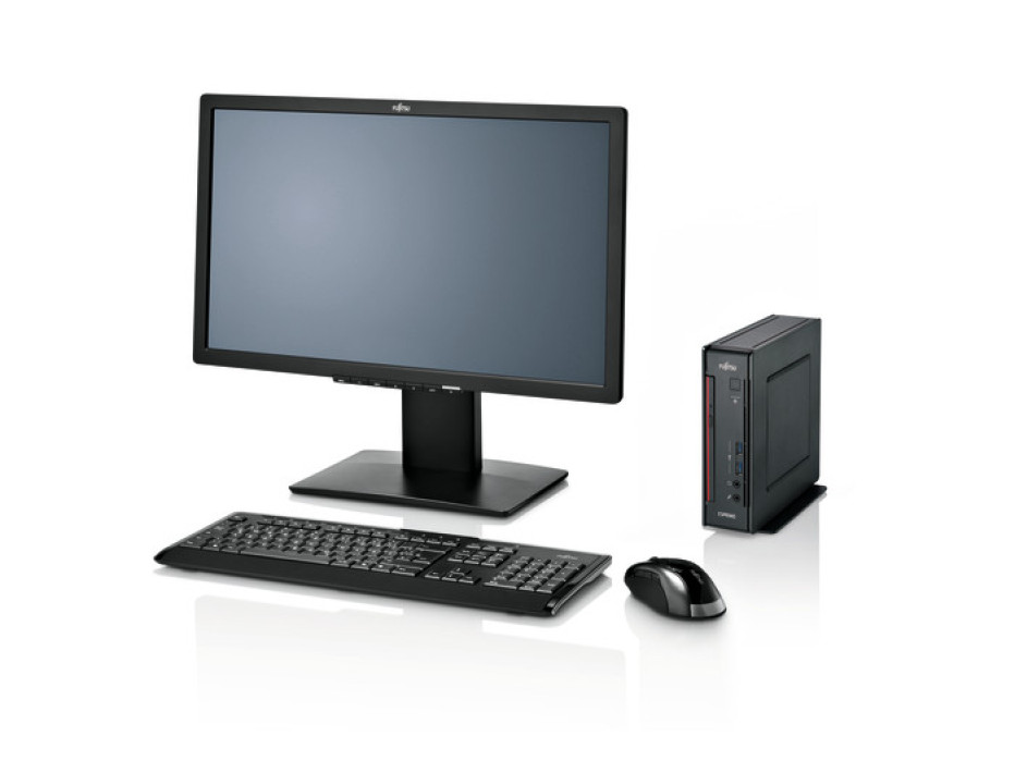 Fujitsu presents the ESPRIMO Q956 nettop computer