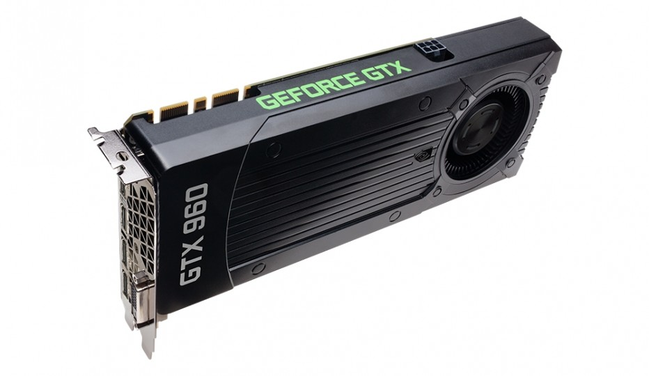 NVIDIA retires GeForce GTX 960 2 GB