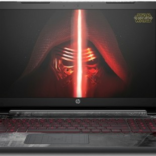 HP unveils Star Wars Special Edition gaming notebook