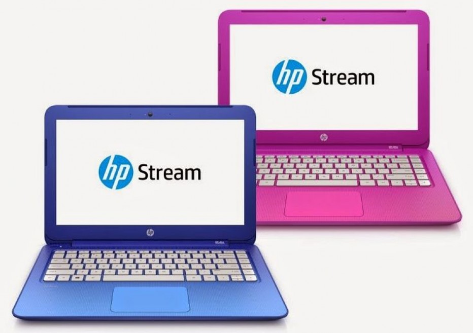 HP updates its Stream notebooks with more features