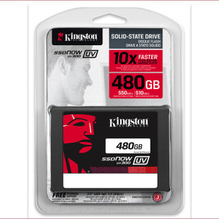 Kingston presents UV300 budget solid-state drives