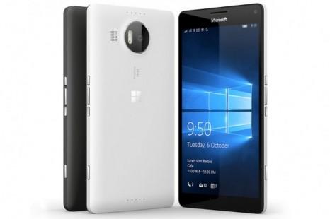 Microsoft announces Lumia 950XL, 950 and 550 smartphones